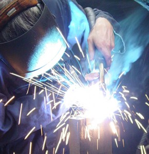 State-of-the-art welding at MHS ensures the highest quality
