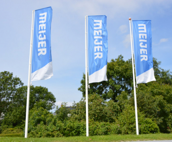 Meijer Handling Solutions flags
