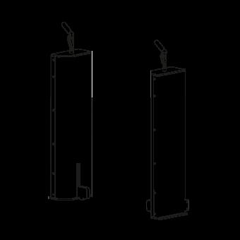 Palletstop-Foldable