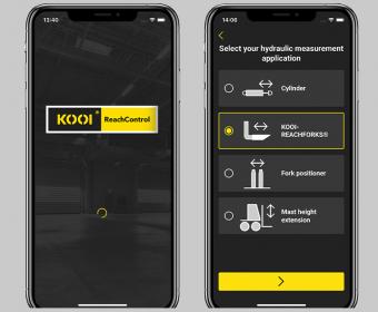 KOOI® ReachControl App
